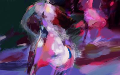 Anna Martin : Dancer