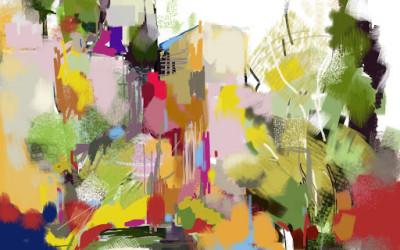 Anna Martin ipad painting