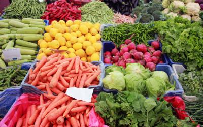 Market day in Kalkan