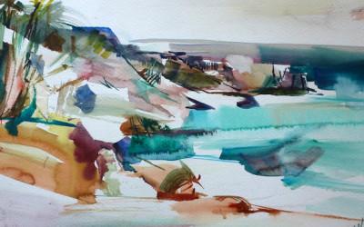 Coast - by Anna Martin