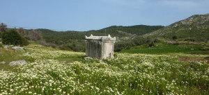 Tomb at Patara