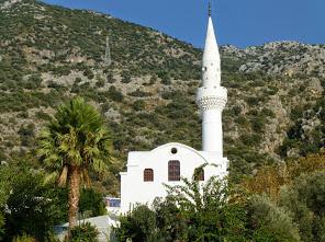 Mosque Kalkan