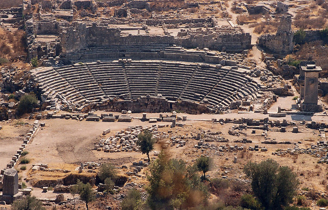 Amphitheatre Patara