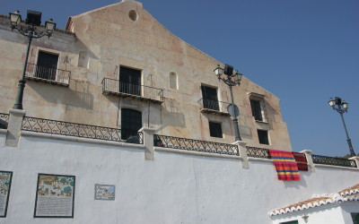 Side of Building in Frigiliana