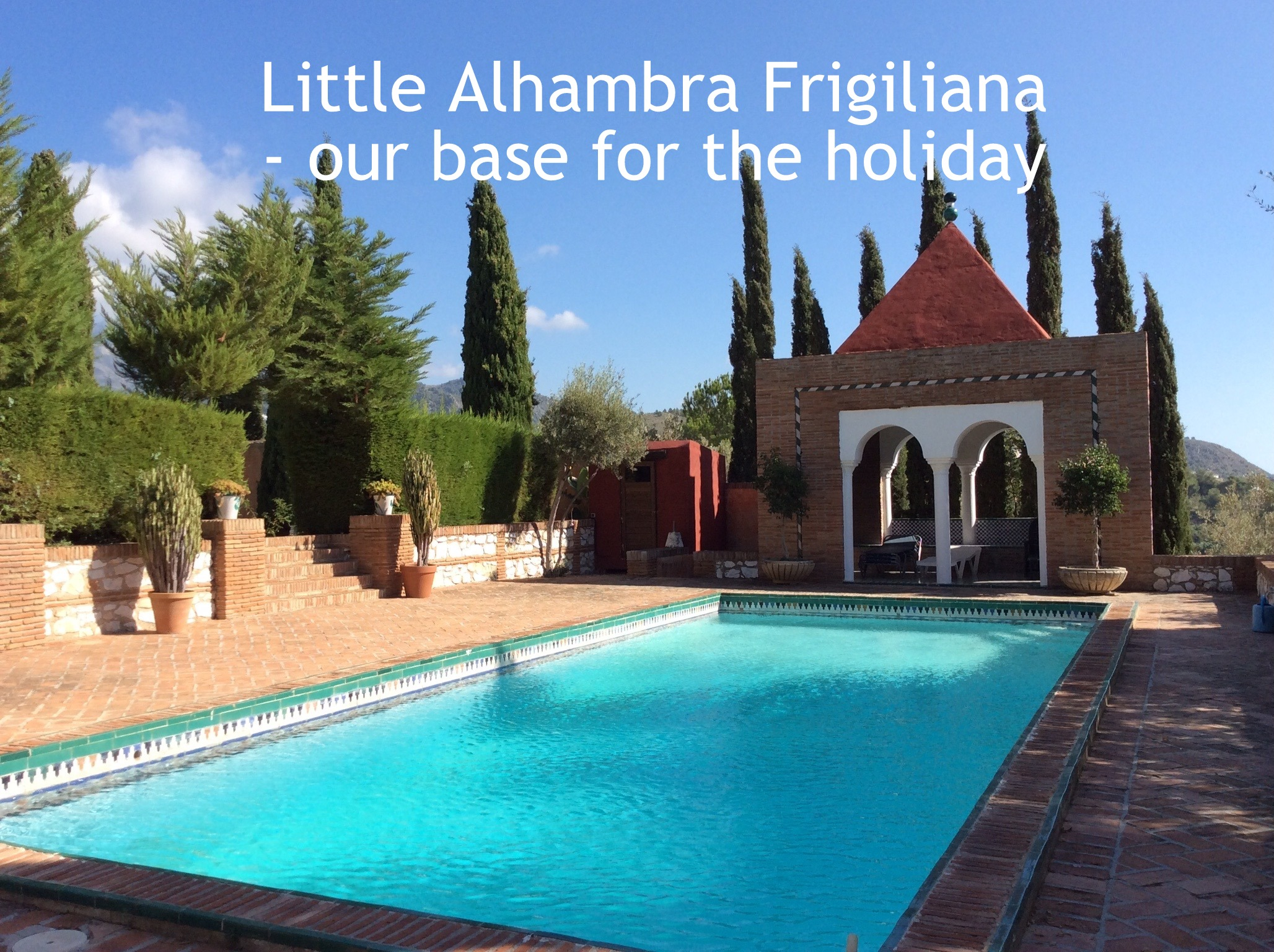 Little Alhambra Frigiliana