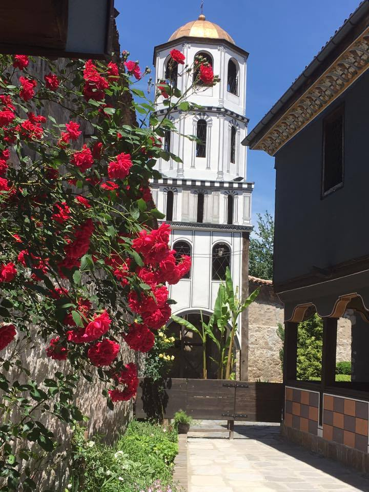 Plovdiv St Elena